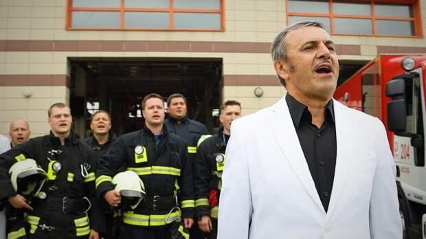 «Моя Москва»: спасатели исполнили гимн столицы