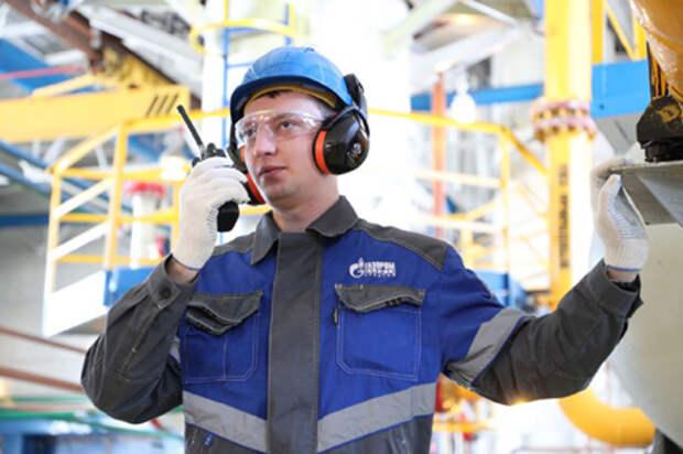 """""""Газпром"""" в 1 полугодии увеличил добычу на 18%"""