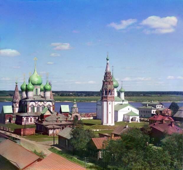 Деревянная Россия