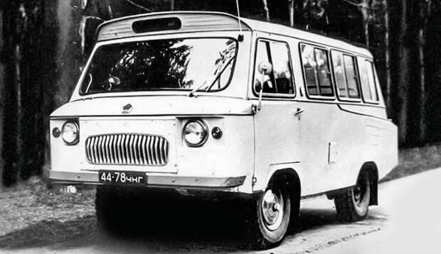 УАЗ «Десна» – забытая версия легендарной «Буханки»