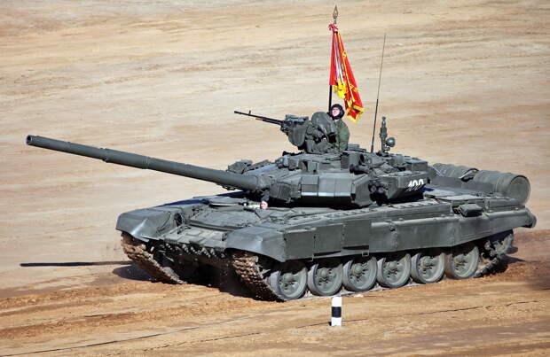 Американский эксперт рассказал о российском «танке-звере»