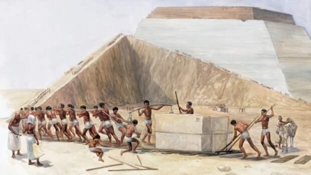 Россияне питаются хуже строителей пирамид Древнего Египта
