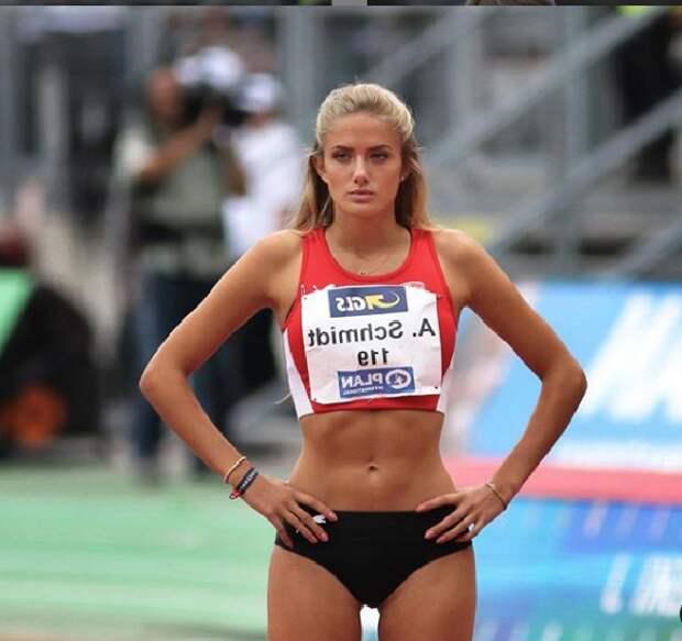 Самая сексуальная спортсменка в мире