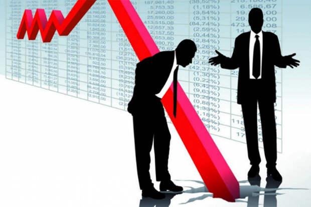 Экономика спад COVID-19