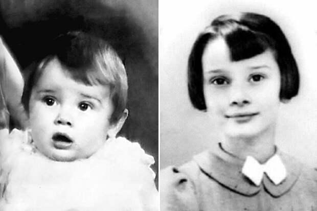 9 редких фото очаровательной Одри Хепберн