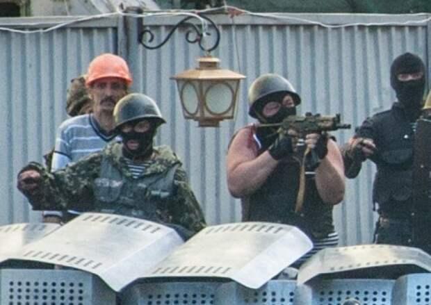 Дело 2 мая: Пегов нашел человека, стрелявшего в радикалов в Одессе