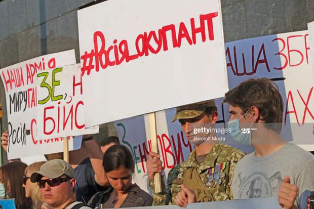 О сенсации из Украины: российской армии на Донбассе нет!