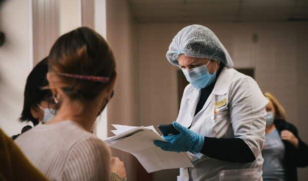 В Свердловской области выявлено 313 случаев COVID-19 за сутки