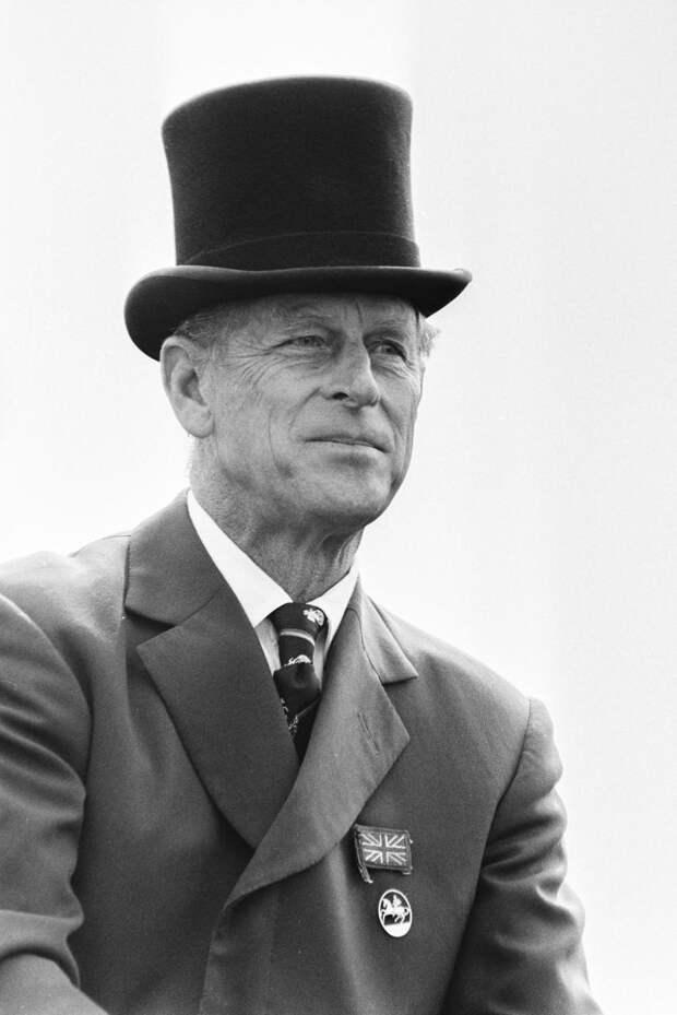 Принц Филипп, 1986