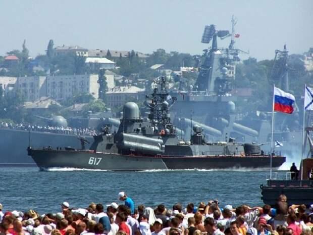 Как начнут праздновать День ВМФ в Севастополе?