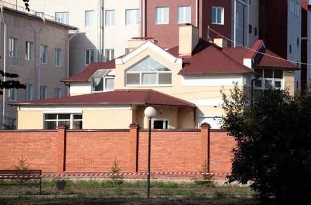 Дом Богомолова в Кургане