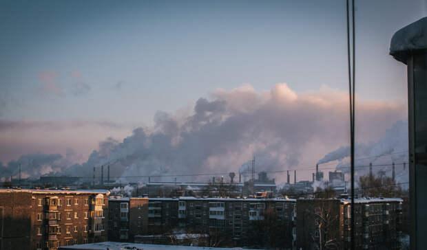 Жители Уфы снова пожаловались на химический запах в воздухе