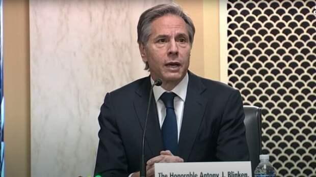 Госсекретарь США назвал беспочвенными санкции Китая против американских чиновников