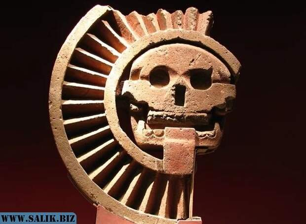 «Диск Смерти» ацтеков — загадка, над которой ученые бьются не одно десятилетие