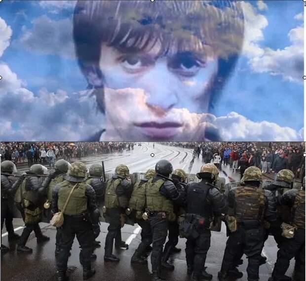 Российским и белорусским правоохранителям: Работайте, братья