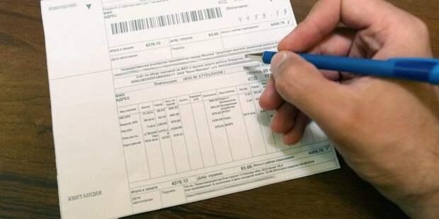 В Ростокине почти 800 должников не платили за ЖКУ более трех месяцев