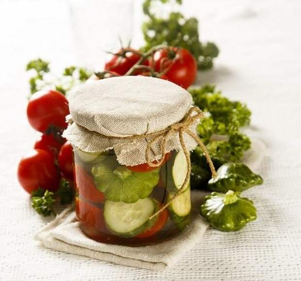 Овощное ассорти/Фото: Мария Ковалева/BurdaMedia