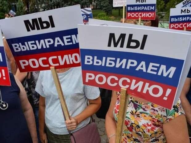 Донбасс, Абхазия и Южная Осетия: Прилепин предложил России план по присоединению территорий