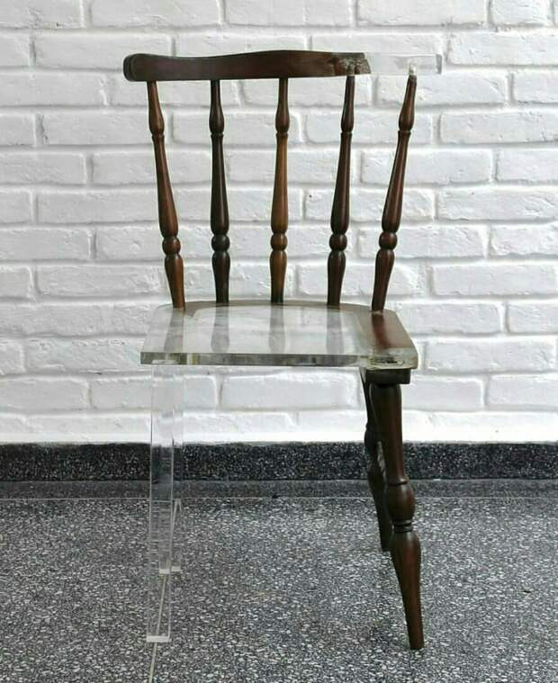 Починка стула