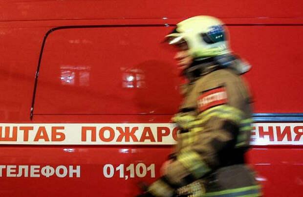 Режим ЧС ввели в одном из районов Костромской области из-за крупного лесного пожара