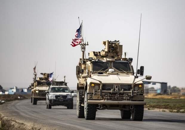 Прибытие российского патруля спровоцировало бегство американских военных в Сирии