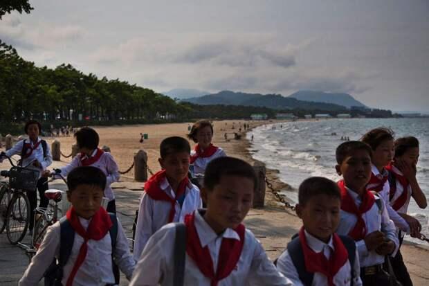 Северная Корея: фоторепортаж из провинции
