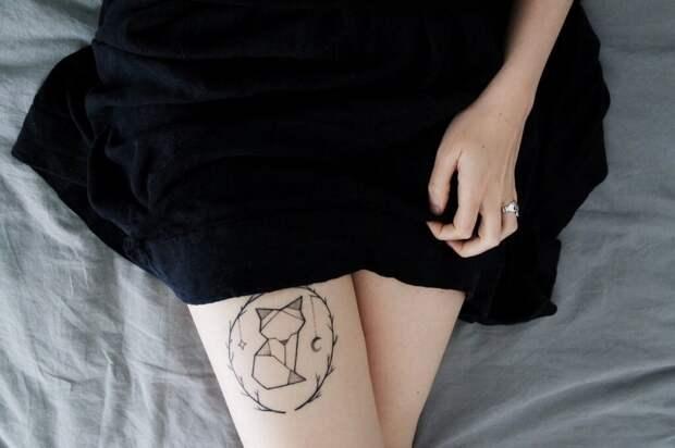 Можно ли делать татуировки во время беременности