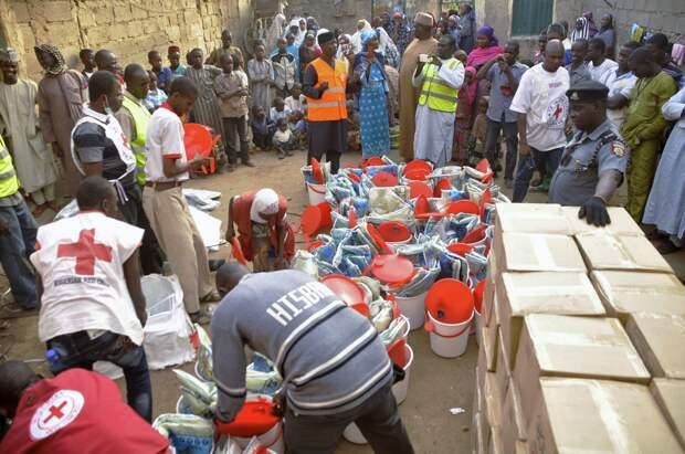 Нигерия во власти вооруженного конфликта и насилия