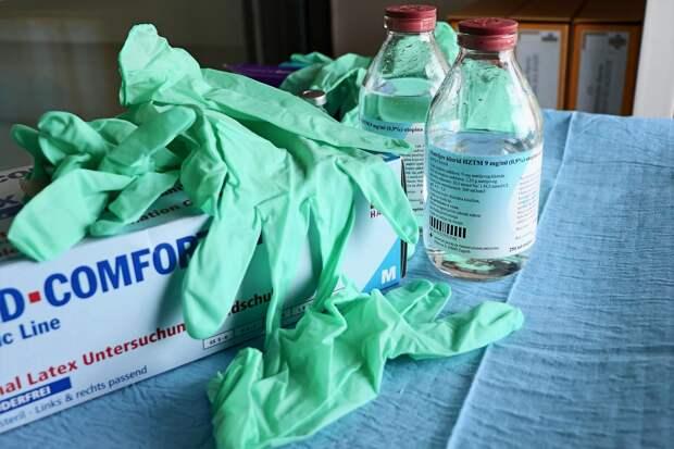 В Удмуртии за сутки скончались два пациента с подтверждённым коронавирусом
