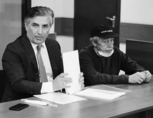 Почетный адвокат России назвал Ефремова «жертвой» Пашаева(опрос)