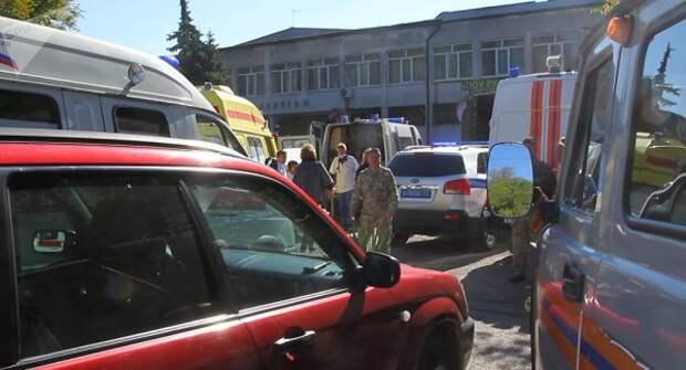 Некоторые студенты решили сбежать из колледжа после керченской трагедии