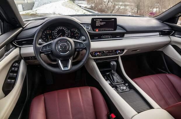 """Как мазда отметила 100 лет существования, выпустив юбилейную """"Mazda 6"""""""