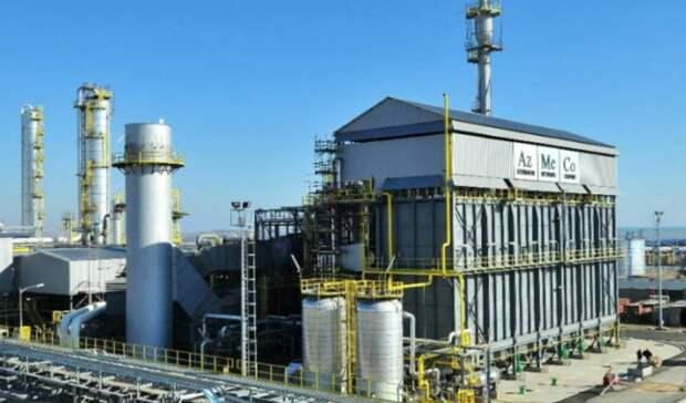 На46% увеличил Азербайджан производство метанола за 5 месяцев 2020