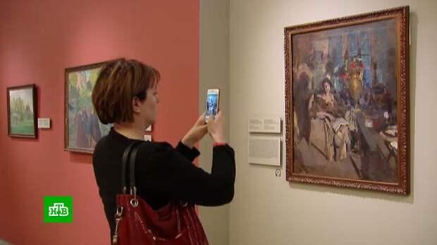 В Музее русского импрессионизма открывается выставка раритетов советских коллекционеров
