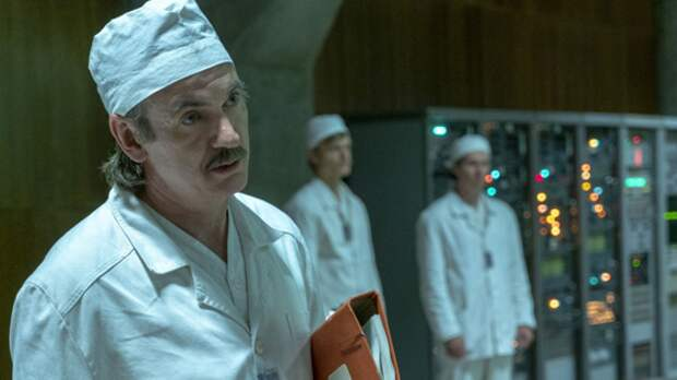 """Актер из""""Чернобыля"""" Пол Риттер умер отрака мозга"""