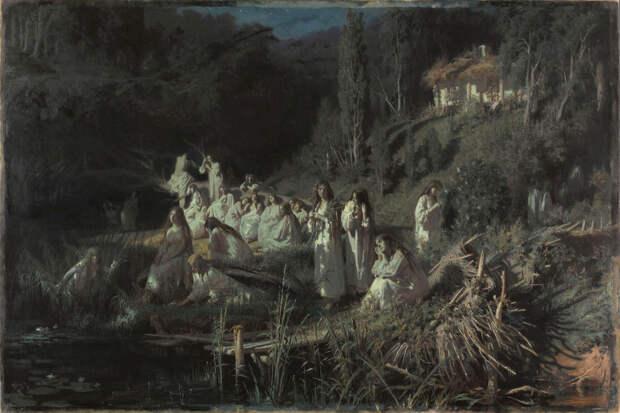 Славянский джинн и мёртвые невесты Кем на самом деле были герои русских сказок