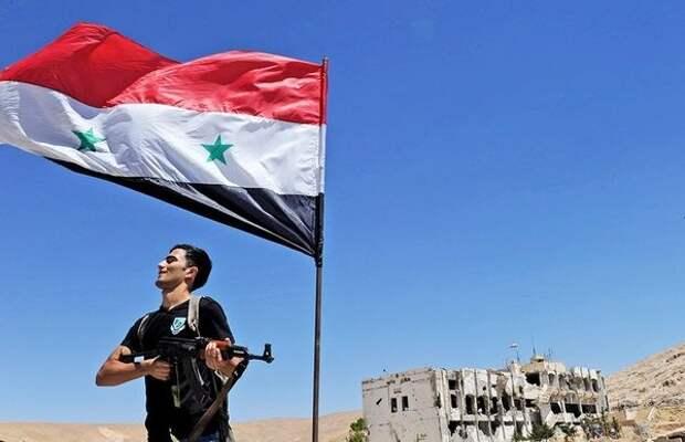 Первая крупная группировка ССА перешла насторону Башара Асада