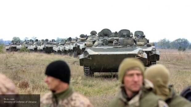 Военный эксперт признал, что ВСУ отступают в Донбассе под натиском ополчения ЛДНР
