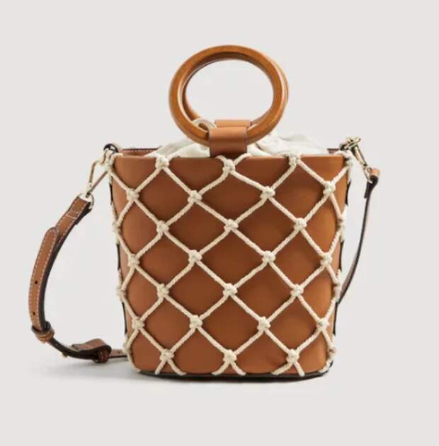 макраме сумки авоськи