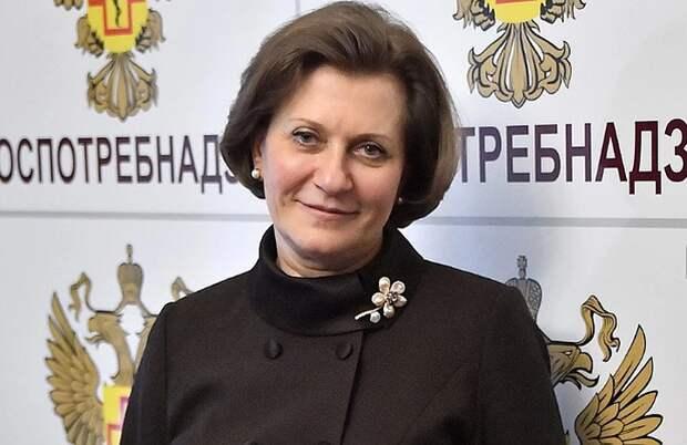 Попова: сезонный грипп в России уже начался