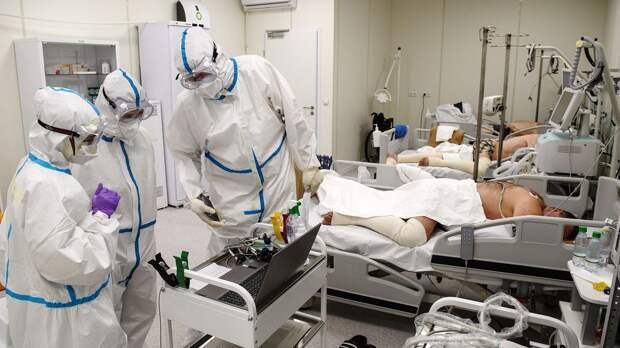 Коронавирус в России: сколько заболевших, умерших и вылечившихся 24 октября