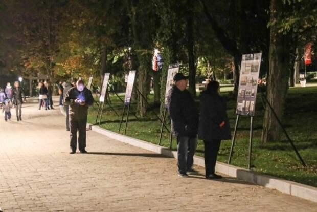 Праздник «Ночь искусств» на Малаховом кургане (ФОТО)