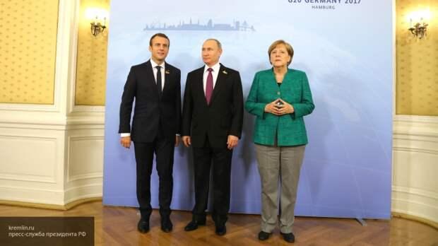 Путин, Меркель и Макрон сделали заявления после теракта в Вене