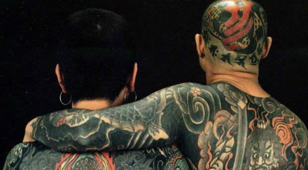 10 страшных тайн якудза