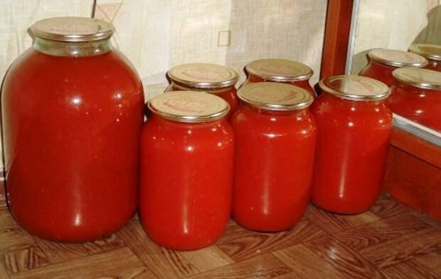 Домашний рецепт вкусного томатного сока без соковыжималки