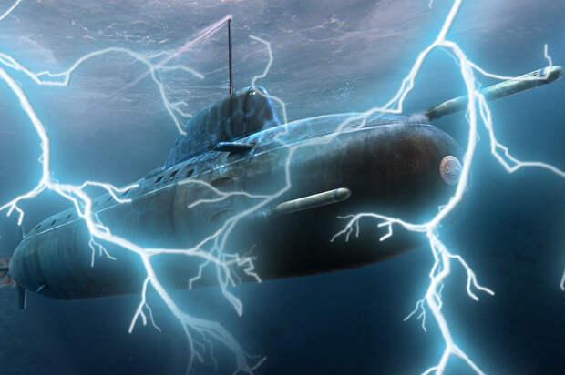 Российские подлодки смогут сделать море «невидимым»