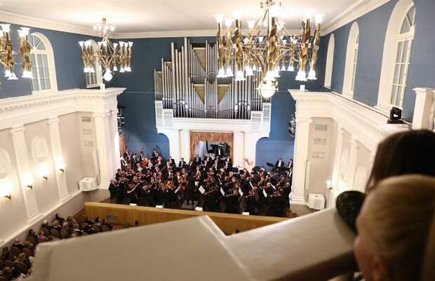 Тверская филармония приглашает посетить финальный концерт этого сезона