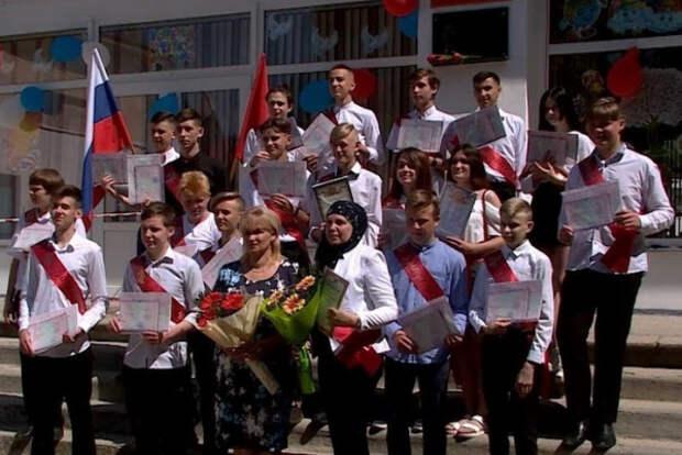 267 выпускников окончили школы Севастополя с медалями