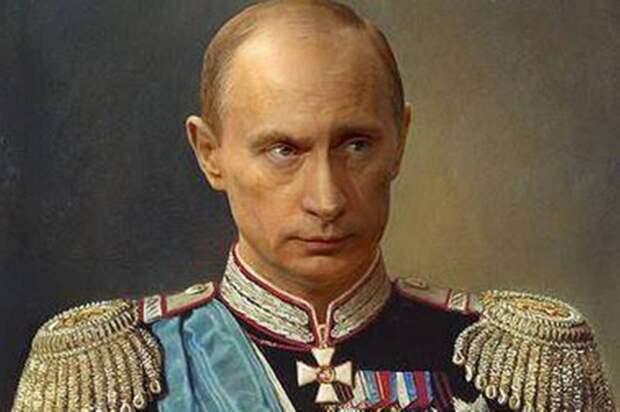Лорд Путин — глава сверхдержавы хаоса: от покемонов до арабов
