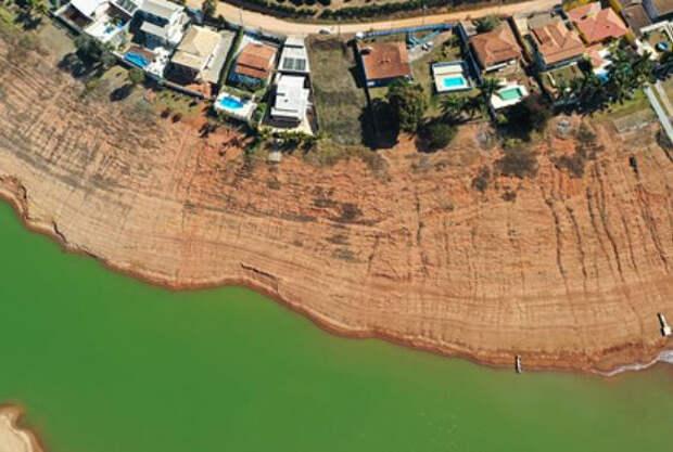 Засуха оставит Бразилию без света